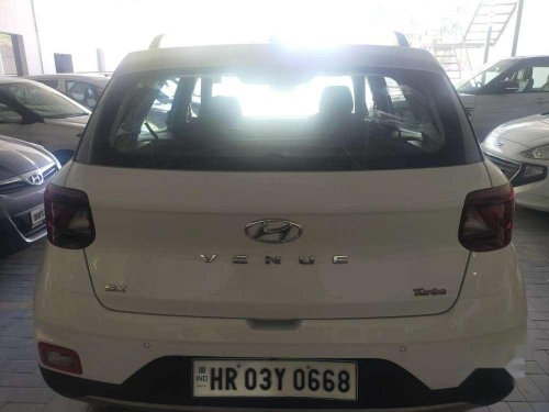 Hyundai Venue S Turbo DCT, 2019, Petrol AT in Panchkula-4