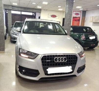 2013 Audi Q3 2012-2015 AT for sale in New Delhi