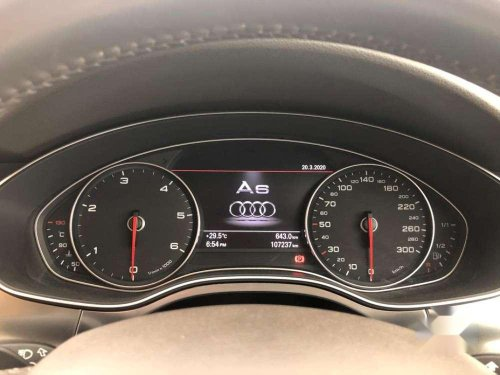 Used 2013 Audi A6 2.0 TDI AT for sale in Pune