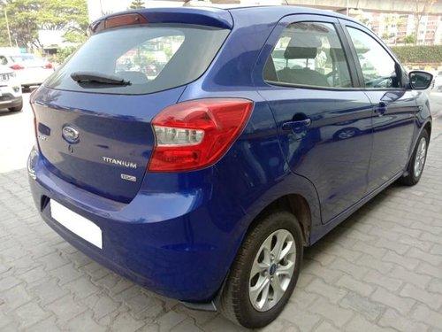 Used 2016 Ford Figo 1.5D Titanium Plus MT for sale in Bangalore
