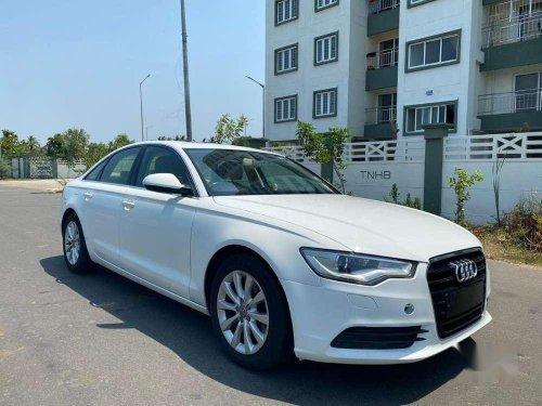 Audi A6 2.0 TDI Premium Plus 2012 AT for sale in Chennai