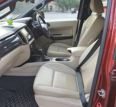 Ford Endeavour 3.2 Titanium 4X4 2016 AT for sale in Mumbai