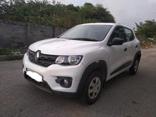 Renault KWID RXT 2017 MT for sale in Bangalore