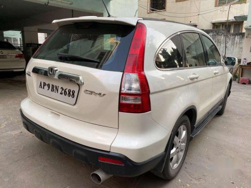 Honda CR-V 2.4 Manual, 2007, Petrol MT in Hyderabad