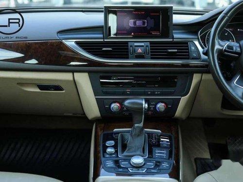Audi A6 2.0 TDI Premium Plus, 2015, Diesel AT in Dehradun
