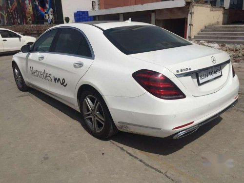2018 Mercedes Benz S Class S 350 CDI AT for sale in Jaipur