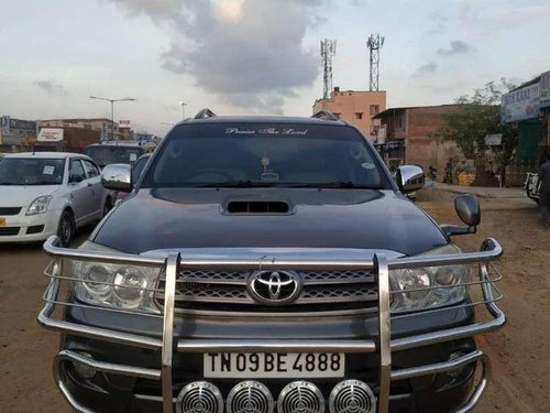 Used Toyota Fortuner 2010 MT for sale in Chennai