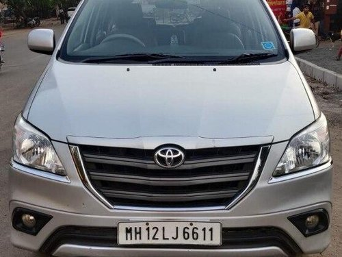 Used 2014 Toyota Innova 2004-2011 MT for sale in Pune