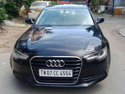 Used 2015 Audi A6 35 TDI AT for sale in Chennai