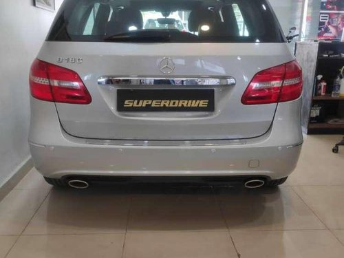 Used 2012 Mercedes Benz B Class AT for sale in Goa