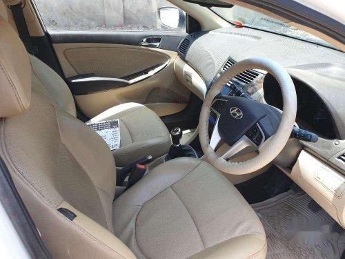 Hyundai Verna Fluidic 1.6 CRDi SX Opt, 2012, Diesel MT in Surat