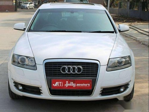 Used Audi A6 2.8 FSI 2008 AT for sale in Ahmedabad