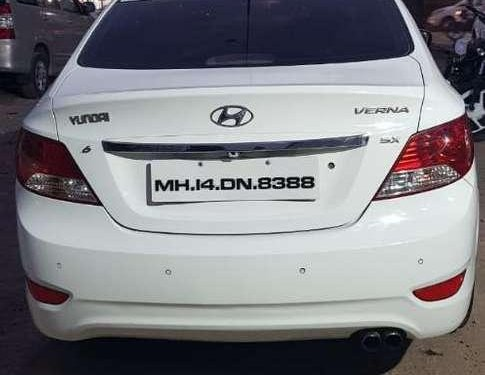Used 2012 Hyundai Verna 1.6 CRDi SX MT for sale in Pune
