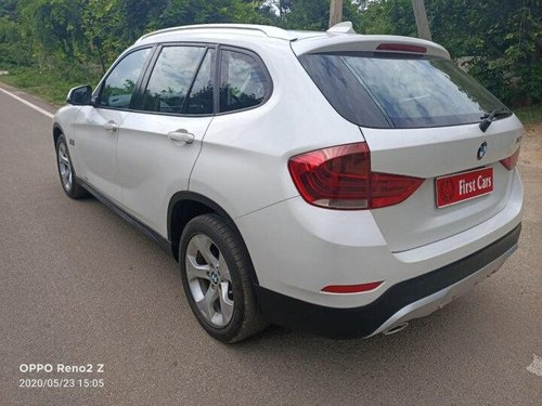 Used BMW X1 sDrive20d 2014 AT for sale in Bangalore