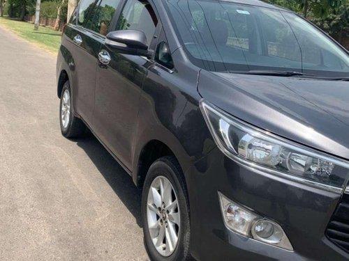 Used 2017 Toyota Innova Crysta MT for sale in Ludhiana
