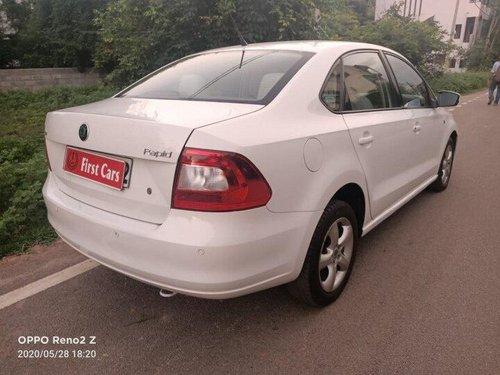 Used Skoda Rapid 1.6 TDI Elegance 2012 MT for sale in Bangalore