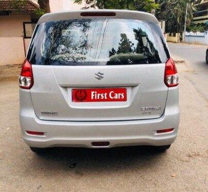 Used Maruti Suzuki Ertiga VDI 2012 MT for sale in Bangalore