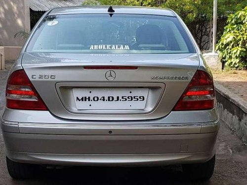 Mercedes-Benz C-Class 200 K Elegance Automatic, 2007, Petrol AT in Pune