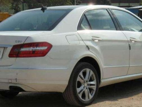 Used Mercedes-Benz E-Class 2012 AT for sale in Coimbatore