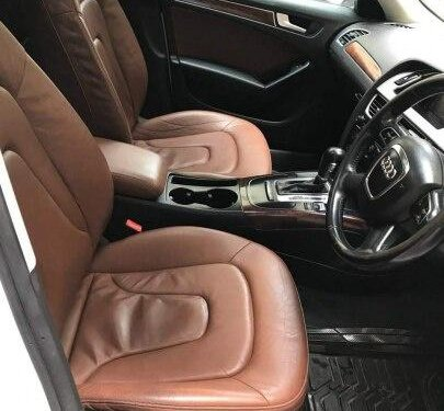 Used Audi A4 2.0 TDI 2010 AT for sale in Mumbai