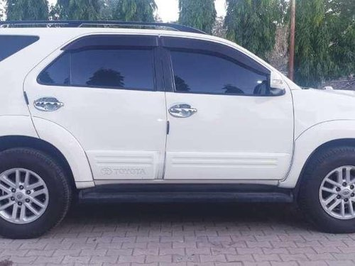 Used 2012 Toyota Fortuner MT for sale in Pune