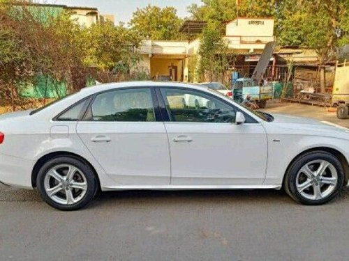2012 Audi A4 2.0 TDI Multitronic AT for sale in Pune-13