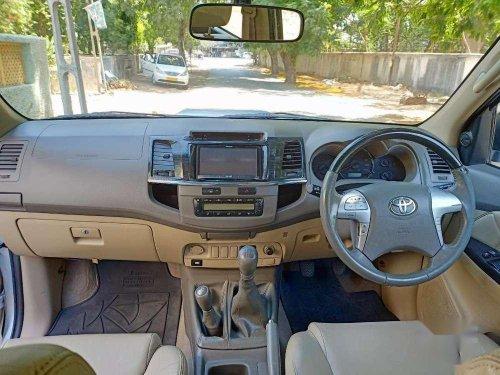 2012 Toyota Fortuner MT for sale in Vadodara