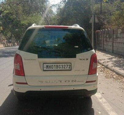 2013 Mahindra Ssangyong Rexton RX7 AT for sale in Nashik