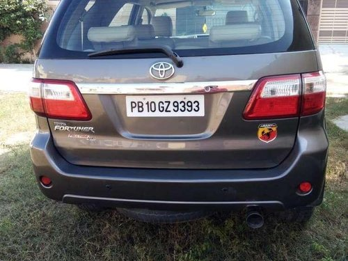 Used 2010 Toyota Fortuner MT for sale in Ludhiana