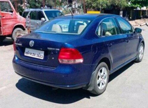 2012 Volkswagen Vento Diesel Highline MT for sale in Pune