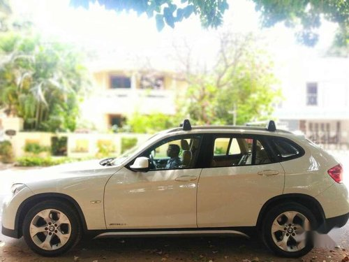 2012 BMW X1 sDrive20d AT for sale in Chennai