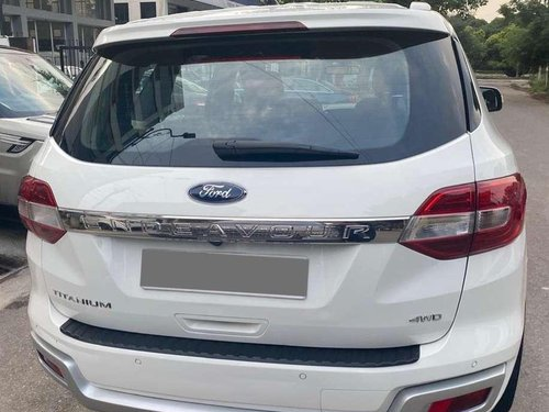 2017 Ford Endeavour AT for sale in Chandigarh