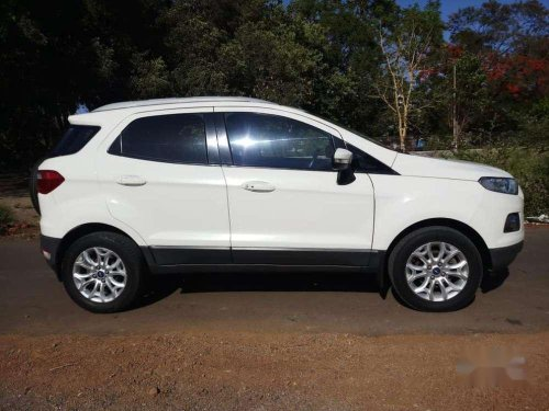 2016 Ford EcoSport MT for sale in Nashik-2