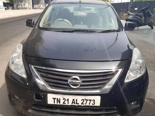Used Nissan Sunny XV CVT 2012 AT for sale in Chennai