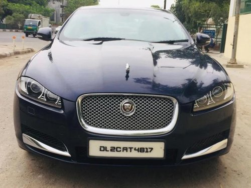 Used 2015 Jaguar XF 2.2 Litre Luxury AT for sale in New Delhi