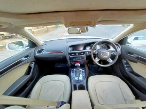 2012 Audi A4 2.0 TDI Multitronic AT for sale in Pune-3