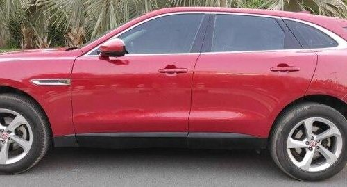 Used 2016 Jaguar F Pace Prestige 2.0 AWD AT in New Delhi