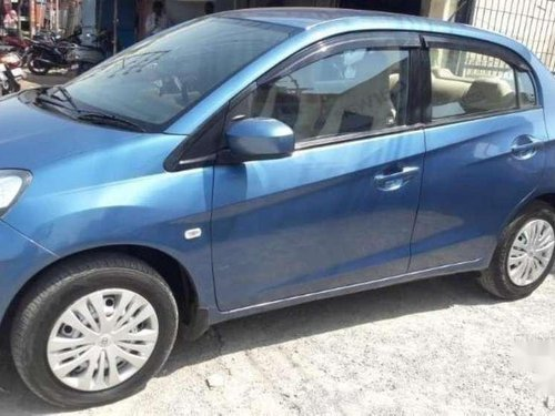 2013 Honda Amaze MT for sale in Hyderabad