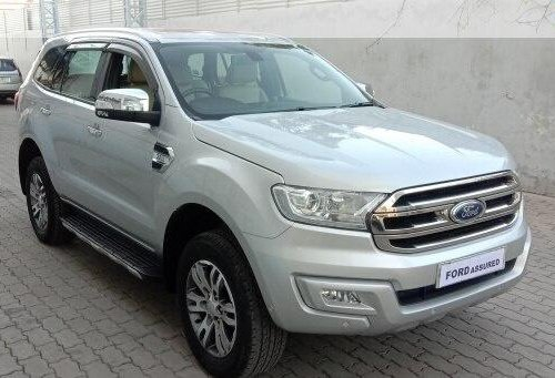 2017 Ford Endeavour 3.2 Titanium 4X4 AT for sale in Panchkula