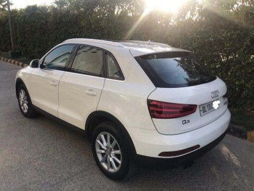 2014 Audi Q3 2012-2015 AT for sale in New Delhi-5