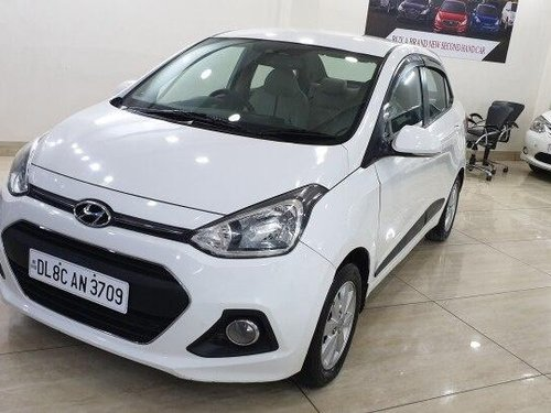 2016 Hyundai Xcent 1.2 Kappa SX MT for sale in New Delhi