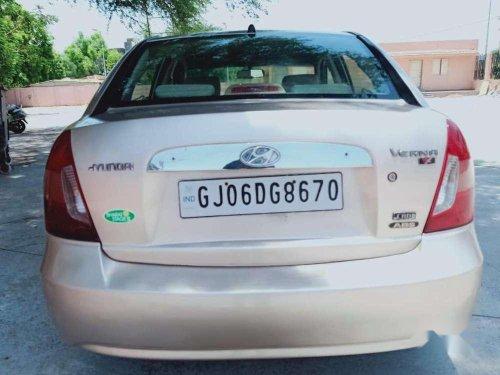 Hyundai Verna CRDi SX ABS 2011 MT for sale in Vadodara
