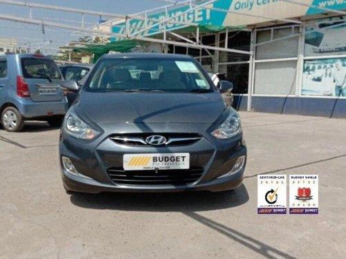 2012 Hyundai Verna 1.6 SX CRDi (O) MT for sale in Pune