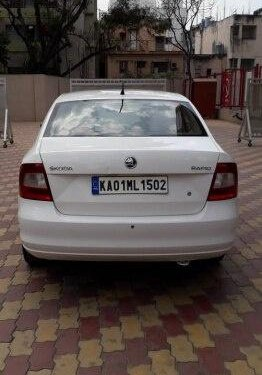 Skoda Rapid 1.5 TDI Elegance Plus 2014 MT in Bangalore -6