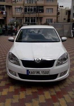 Skoda Rapid 1.5 TDI Elegance Plus 2014 MT in Bangalore -7