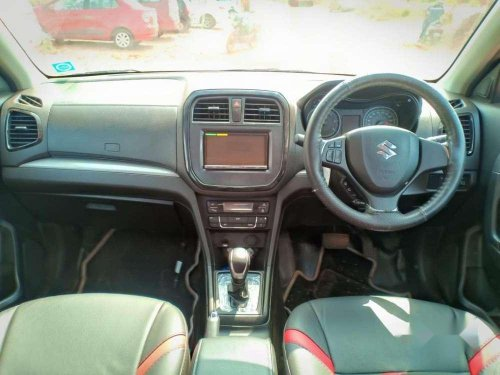 Used Maruti Suzuki Vitara Brezza 2018 AT for sale in Goa