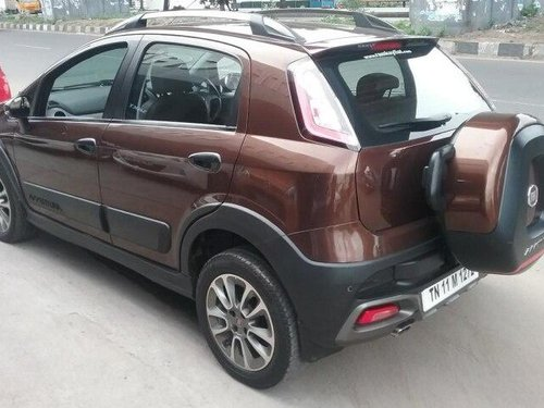 Fiat Avventura Power Up 1.3 Emotion 2015 MT for sale in Chennai