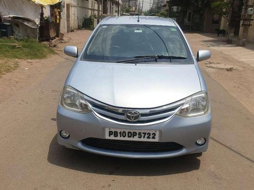 Used 2012 Toyota Etios GD MT for sale in Ludhiana