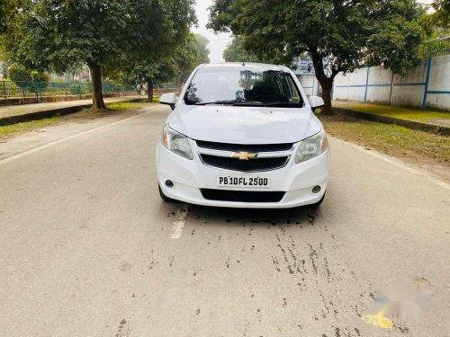 Used 2012 Chevrolet Sail MT for sale in Ludhiana