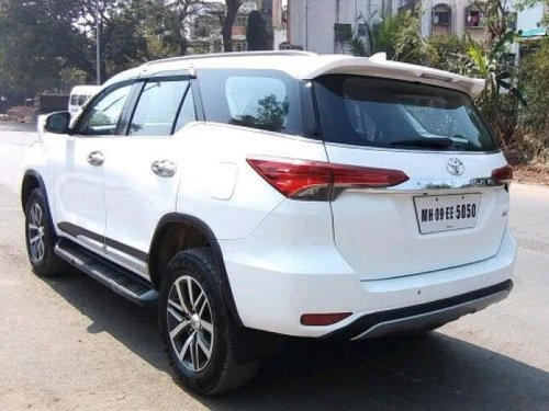2016 Toyota Fortuner 4x4 AT for sale in Pune